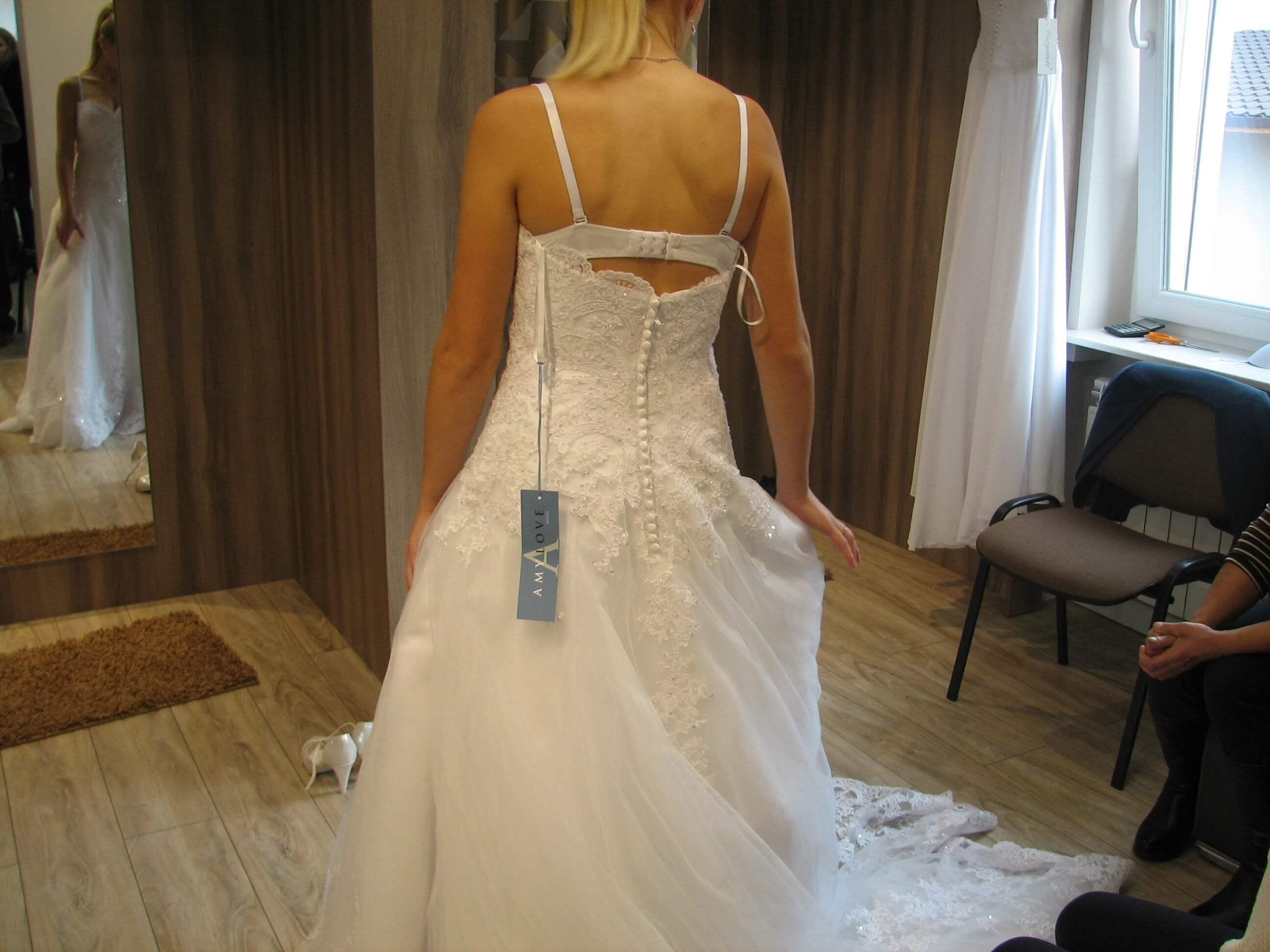 Zdjęcia z otwarcia salonu AGAT - suknie ślubne Kalisz